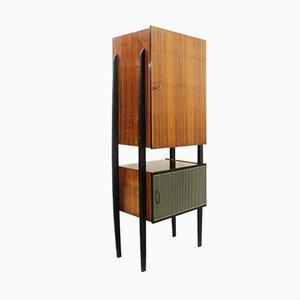 Mid-Century Italian Wooden Cabinet, 1950s