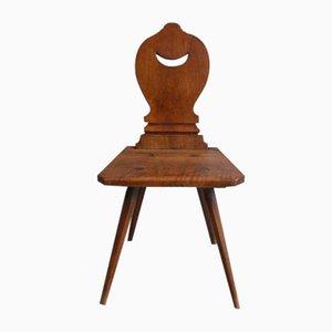Vintage Stuhl im rustikalen Stil