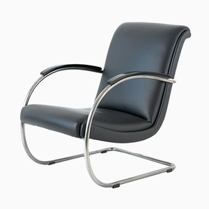 Cantilever Armchair KS47 by Anton Lorenz for Thonet, 1932