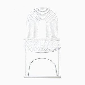 Model Swing Chair by Herbert & Jutta Ohl for Rosenthal, 1980s