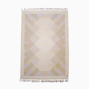 Flat Weave Rölakan Aniara Rug by Anna Johanna Ångström for Axeco, 1960s