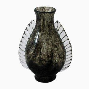 Crepuscolo Vase von Ercole Barovier für Ferro Toso Barovier, 1930er
