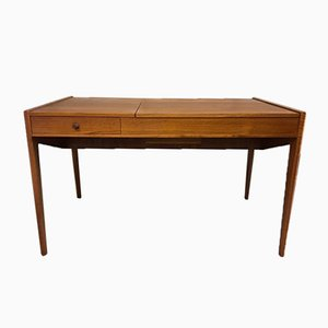 Vintage Teak No 37 Dressing Table by Aksel Kjersgaard for Odder Møbler