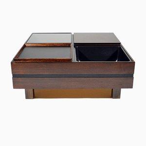 Tavolino da caffè modulare di Luigi Sormani, anni '60