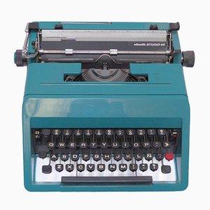 Máquina de escribir Studio 45 de Olivetti, años 60