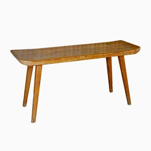 Swedish Bench by Carl Malmsten for Svensk Fur, 1950s