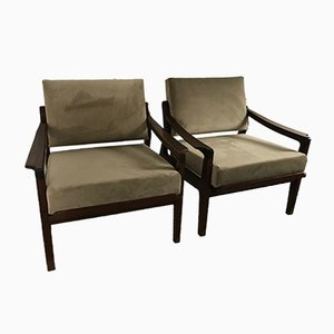 Portugese Armchairs from Altamira, 1960s, Set of 2
