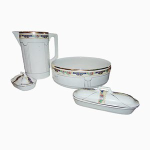Art Deco Washing Set