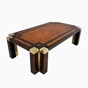 Table Basse Vintage par Jean Claude Mahey