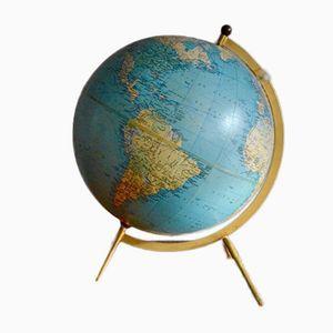 Globe sur Trépied par George Philip & Son pour Tarride, 1967