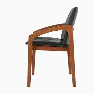Dänischer Armlehnstuhl aus Teak von Kai Kristiansen, 1960er
