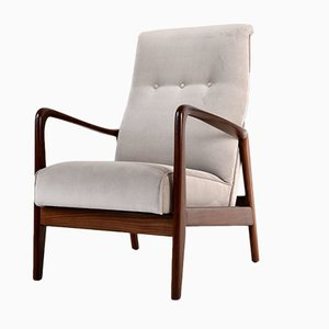 Italienischer Sessel von Gio Ponti für Cassina, 1960er