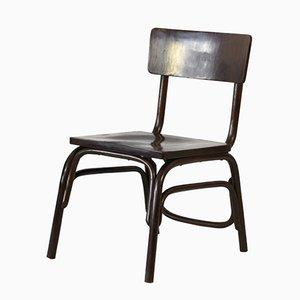 Chaise B403 par Ferdinand Kramer pour Thonet, 1920s
