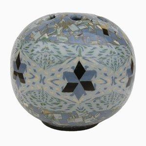 Keramik Blumentopf von Atelier Gerbino, 1970er