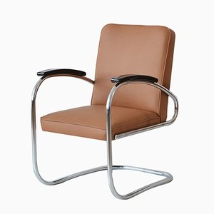 Vintage Model RS7 Cantilever Chair from Mauser Werke Waldeck, 1950s