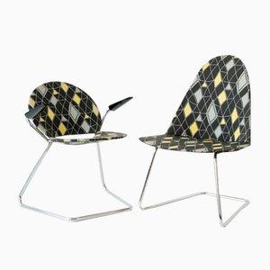 Libelle Chair von Walter Papst für Mauser, 1950er