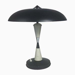 Italienische Schreibtischlampe, 1950er