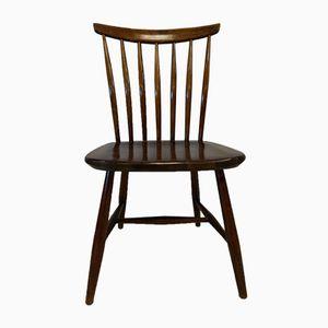 Esszimmerstühle mit Sprossenlehnen von Bengt Akerblom & Gunnar Eklöf für Akerblom Stolen, 1950er, Set of 10