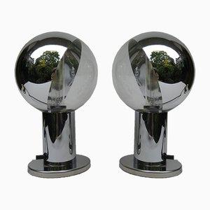 Kleine Tischlampen von Motoko Ishii für Staff, 1960er, 2er Set