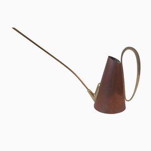Copper & Brass Watering Can by Karl Hagenauer, 1950s