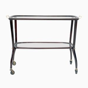 Tea Cart by Cesare Lacca for Cassina, 1950s