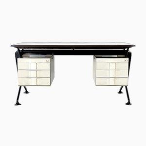 Arco Series Schreibtisch von BBPR für Olivetti Synthesis, 1963