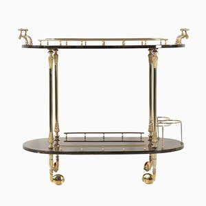 Serving Bar Cart by Aldo Tura, 1960s