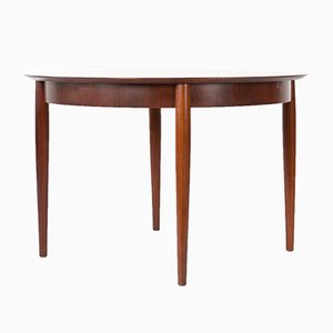 Extendable Rosewood Table from Lübke, 1960s