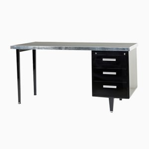 Black Desk from Gispen, 1950s