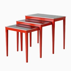 Vintage German Nesting Tables