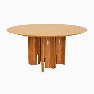 Tavolo da pranzo di Gianni Offredi per Saporiti, anni '70
