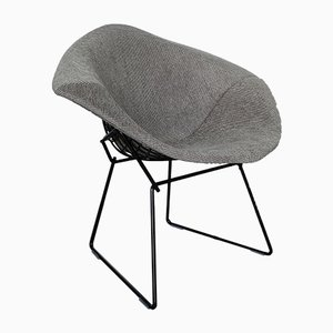Model 421 Diamond Chair by Harry Bertoia for Knoll, 1950s