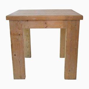 Mesa de comedor de madera de Jean Prouvé & Guy Rey-Millet, años 60