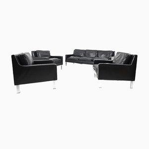 3-Sitzer Sofa und 3 Sessel von Tecta, 1960er