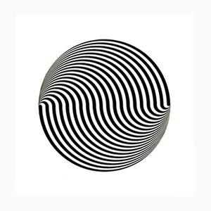 Dinamica Circolare par Marina Apollonio pour Panderma Editions, 1966