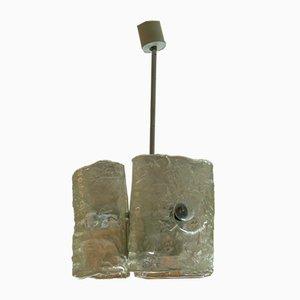 Lámpara de araña de Mazzega, años 70