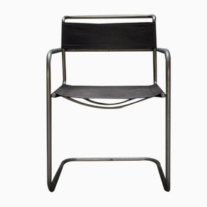 B34 Armlehnstuhl von Marcel Breuer für Thonet, 1950er