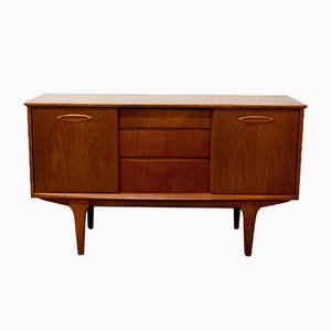 Mid-Century Sideboard with Sliding Doors from Jentique