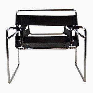 Chaise Wassily par Marcel Breuer, Allemagne, 1970s