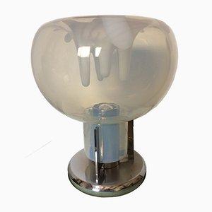 Lámpara de mesa grande de Toni Zuccheri para VeArt, años 70