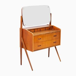 Mid-Century Danish Vanity Table, 1960s