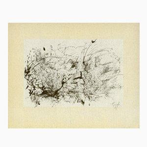 Composition, Ed. 230 par Thomas Bayrle pour Panderma, 1976