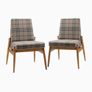 Vintage 300-277 Celia Armchairs from Zamojska Fabryka Mebli, Set of 2