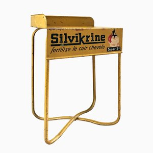 Vintage Silvikrine Side Table
