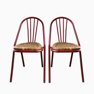Sedie modello CA vintage di Surpil, set di 2