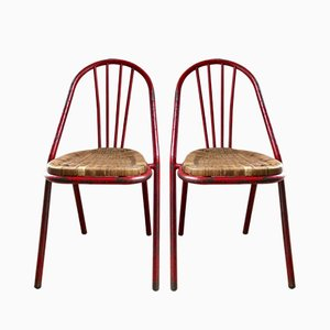 Vintage Model CA Chairs from Surpil, Set of 2