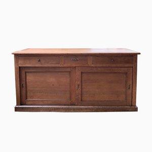 Vintage Oak Counter