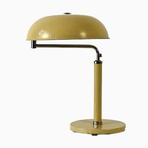 Lampada da tavolo Quick 1500 di Alfred Müller, Svizzera, anni '30