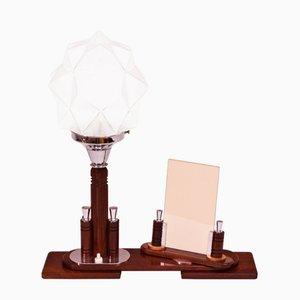 Lámparas de mesa Art Déco, años 30