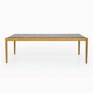Tavolino da caffè di Ib Kofod-Larsen per Seffle Möbelfabrik, Svezia, anni '60